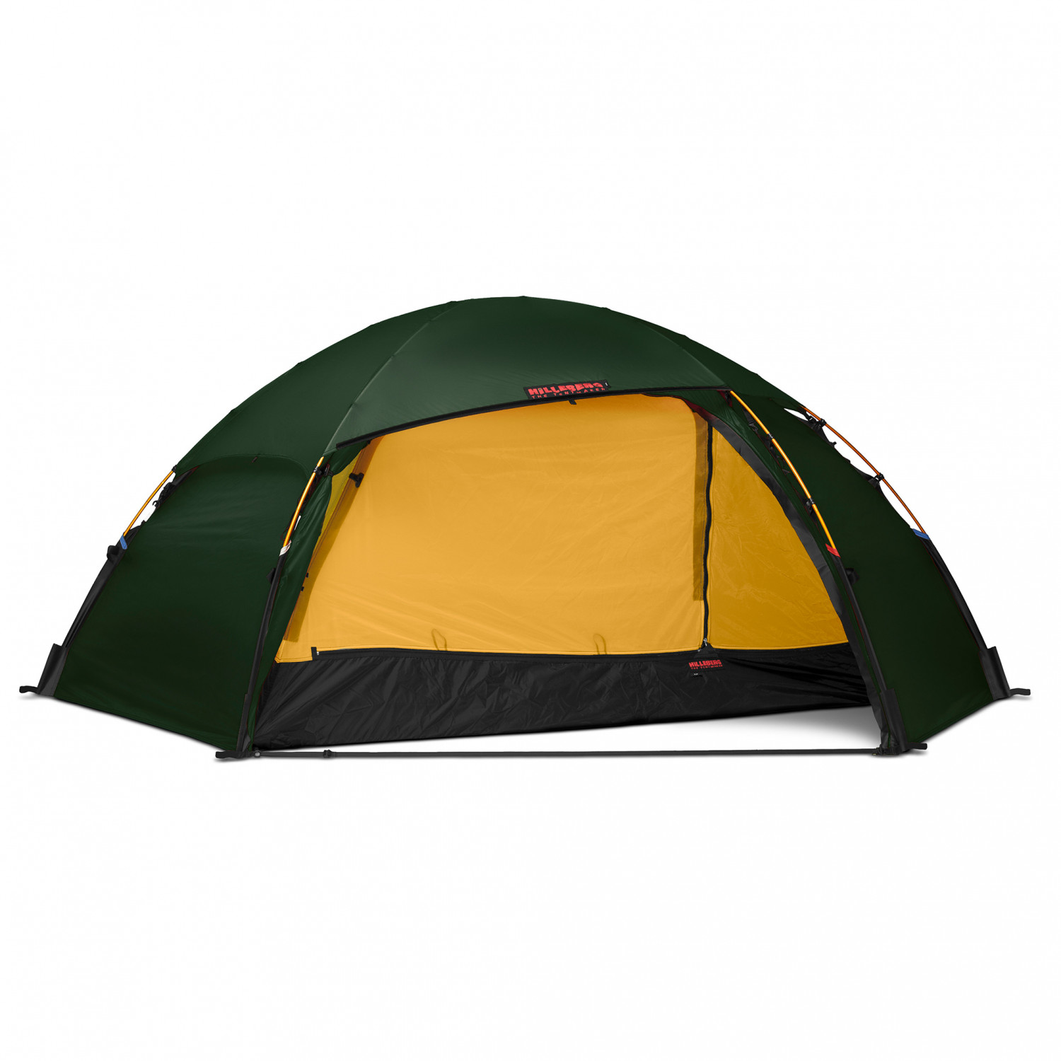 Two Person Tent : Hilleberg allak person tent free uk delivery