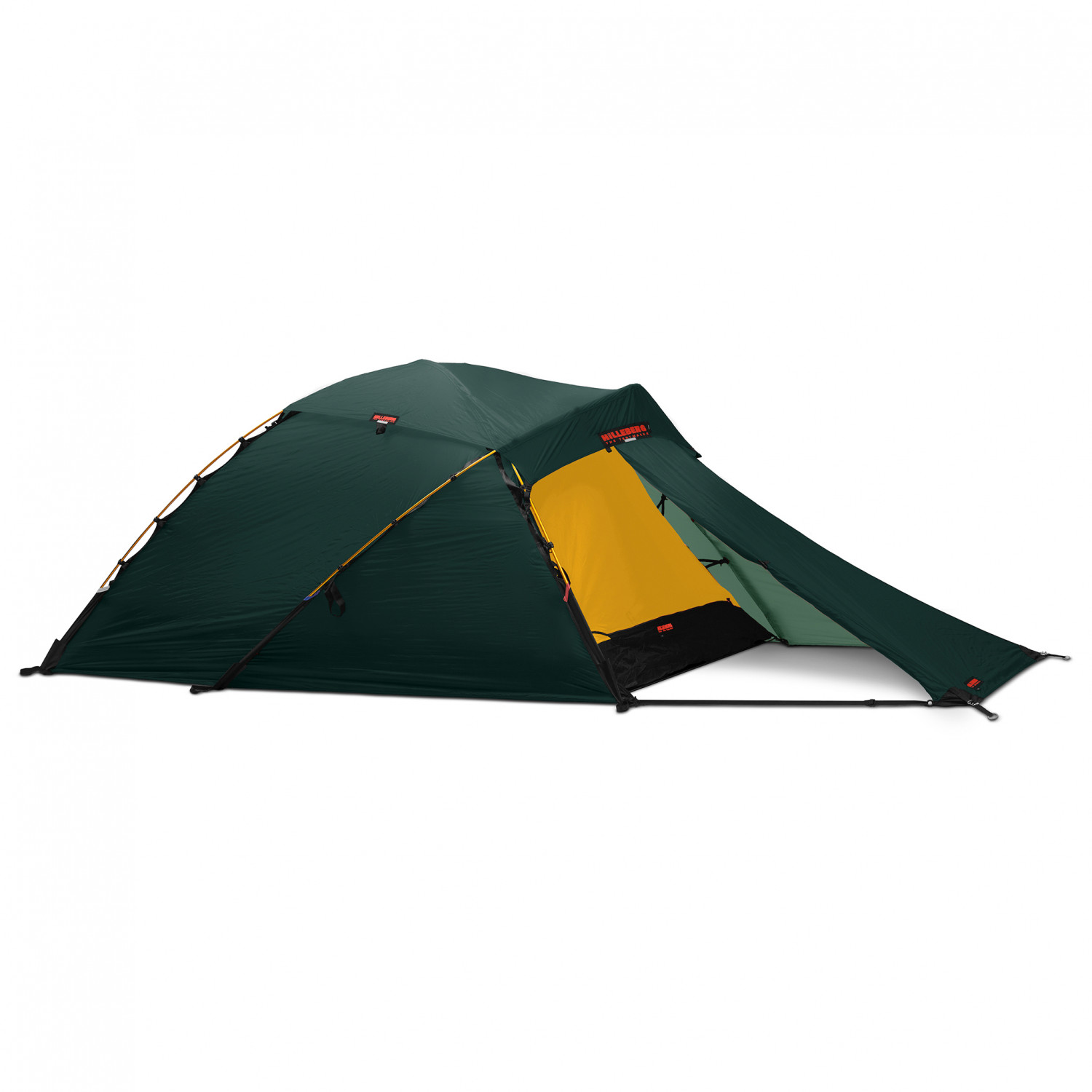 Two Person Tent : Hilleberg jannu person tent free uk delivery