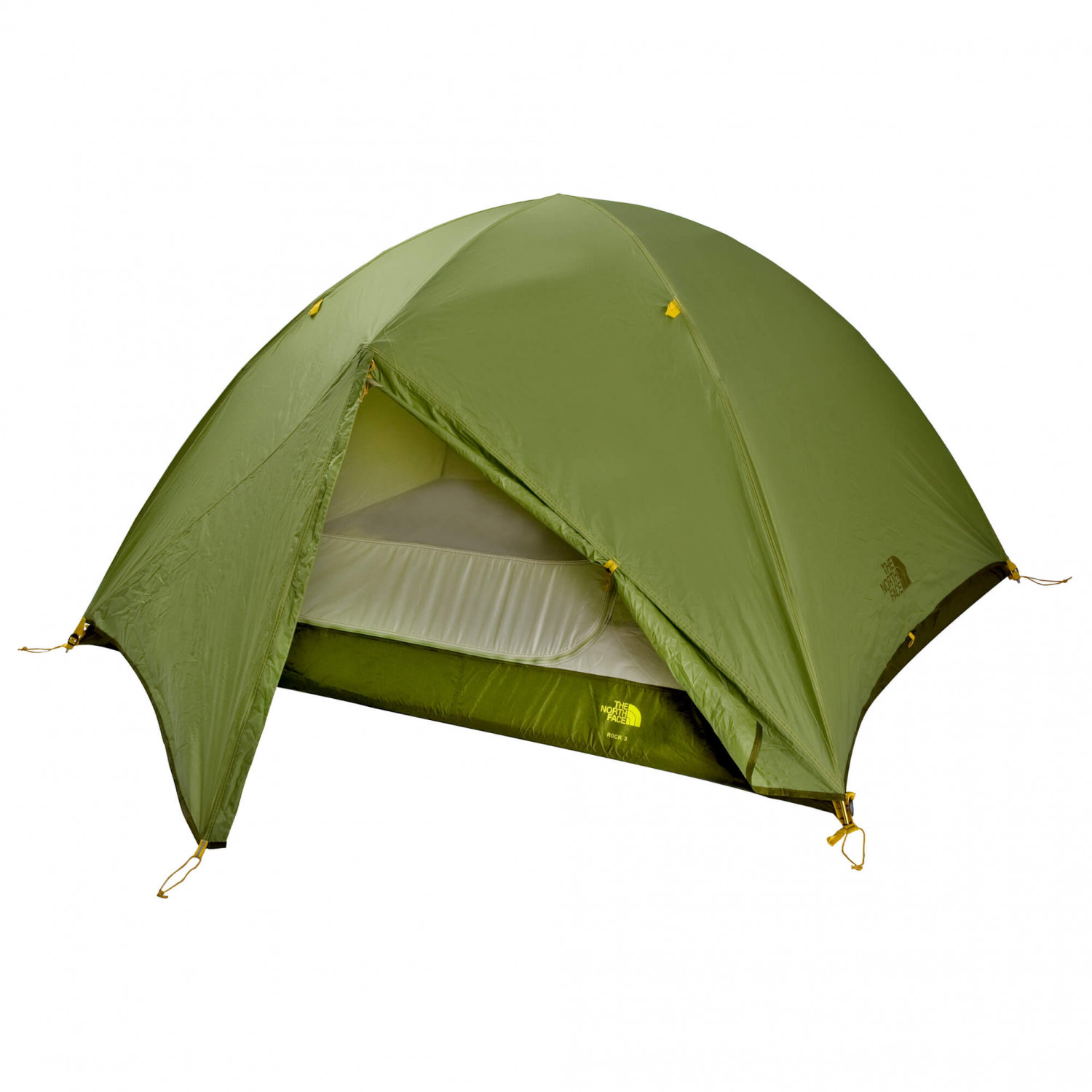 The North Face Rock 3 3 Man Tent