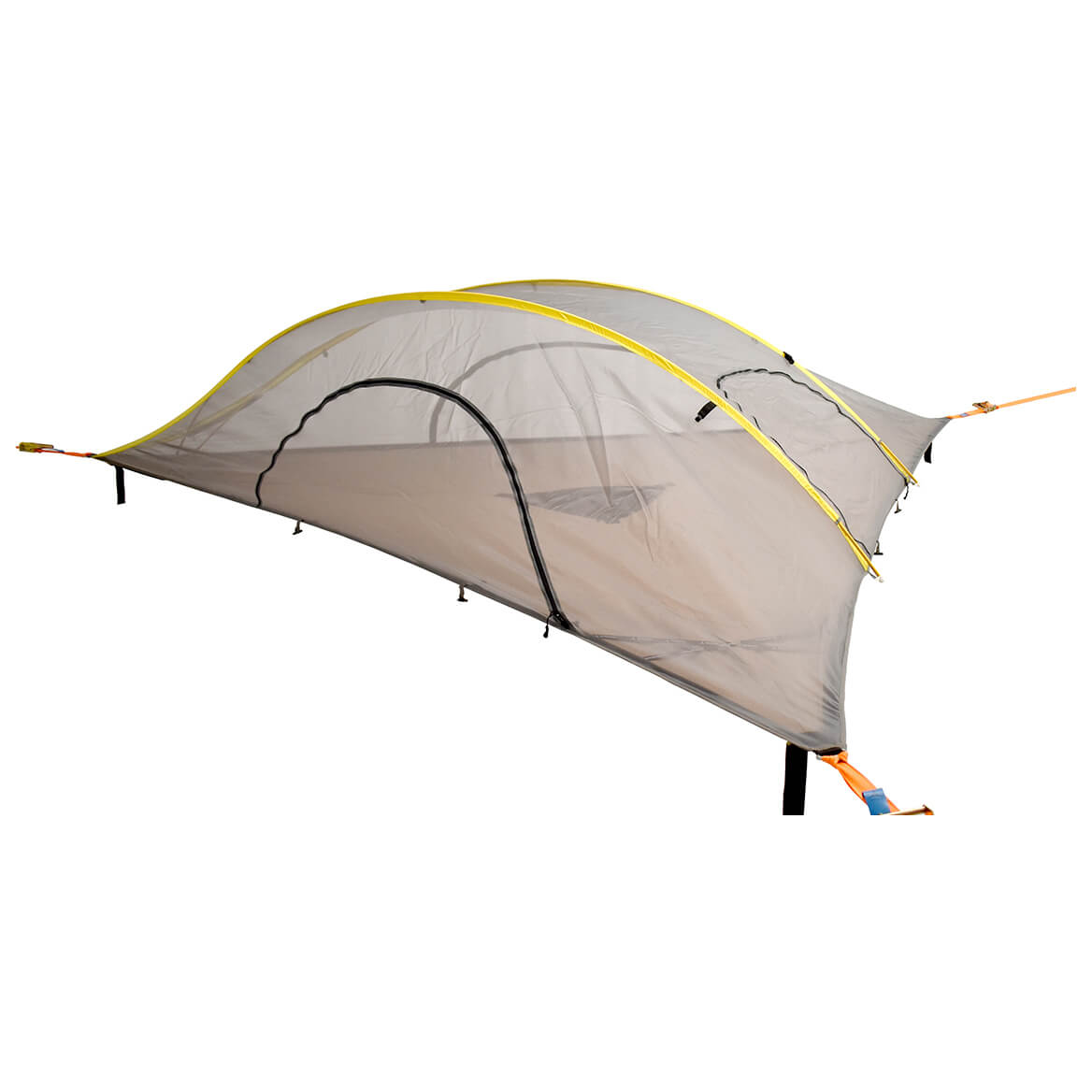Tentsile - Safari Stingray - 3 man tent - Beige / Brown | 4,2 x 4,2 x 4,2 m