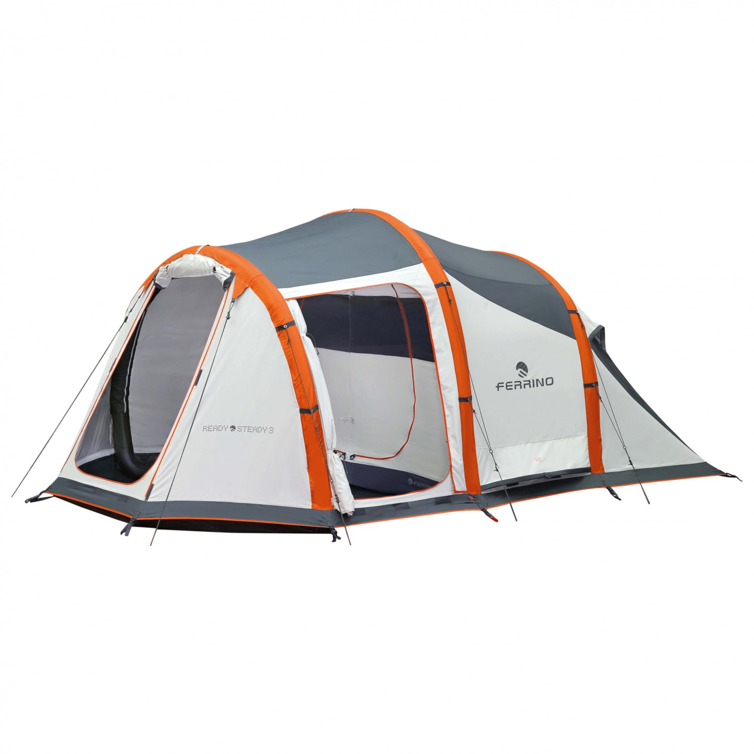 Ferrino - Ready Steady 3 - 3 man tent ...  sc 1 st  Alpinetrek & Ferrino Ready Steady 3 - 3 Man Tent | Free UK Delivery ...