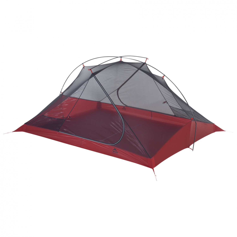Msr Carbon Reflex 3 Tent V4 3 Personen Zelt Versandkostenfrei Bergfreunde De