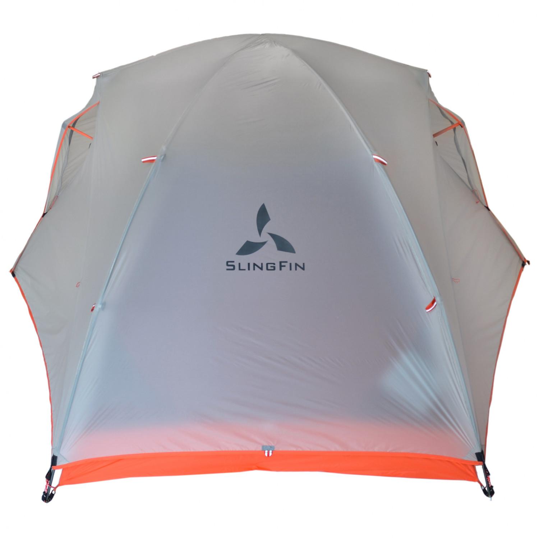 Slingfin Portal 2 2 Personen Zelt grau Backpacking