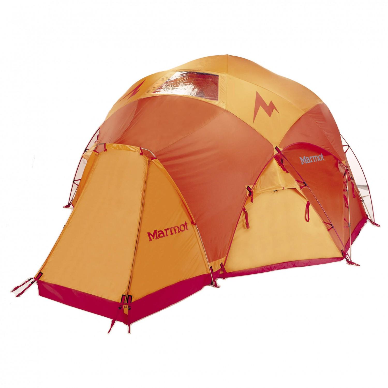 Marmot Lair 8P Group tent Terracotta Pale Pumpkin