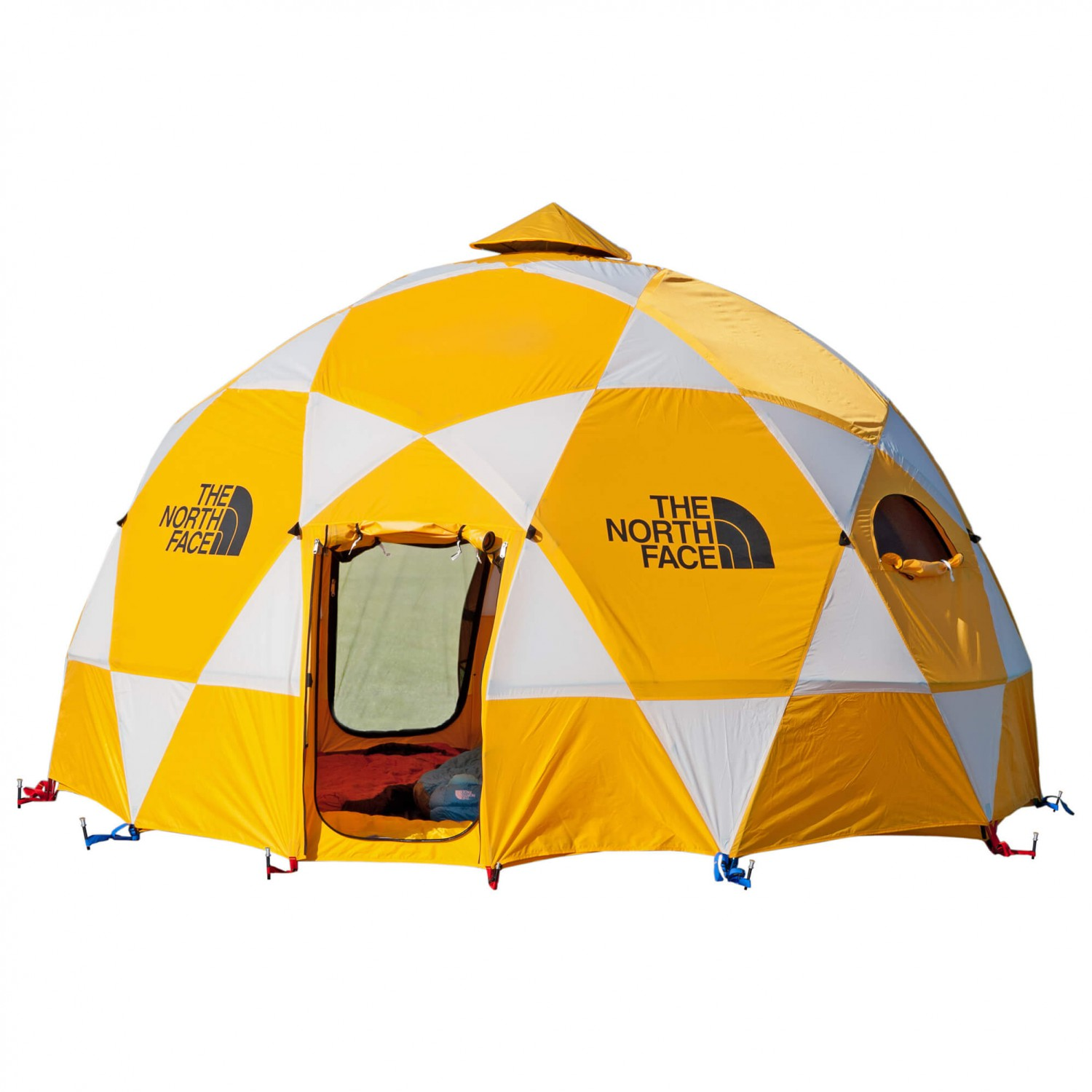 the north face 2 meter dome 8 personen expeditionszelt versandkostenfrei. Black Bedroom Furniture Sets. Home Design Ideas