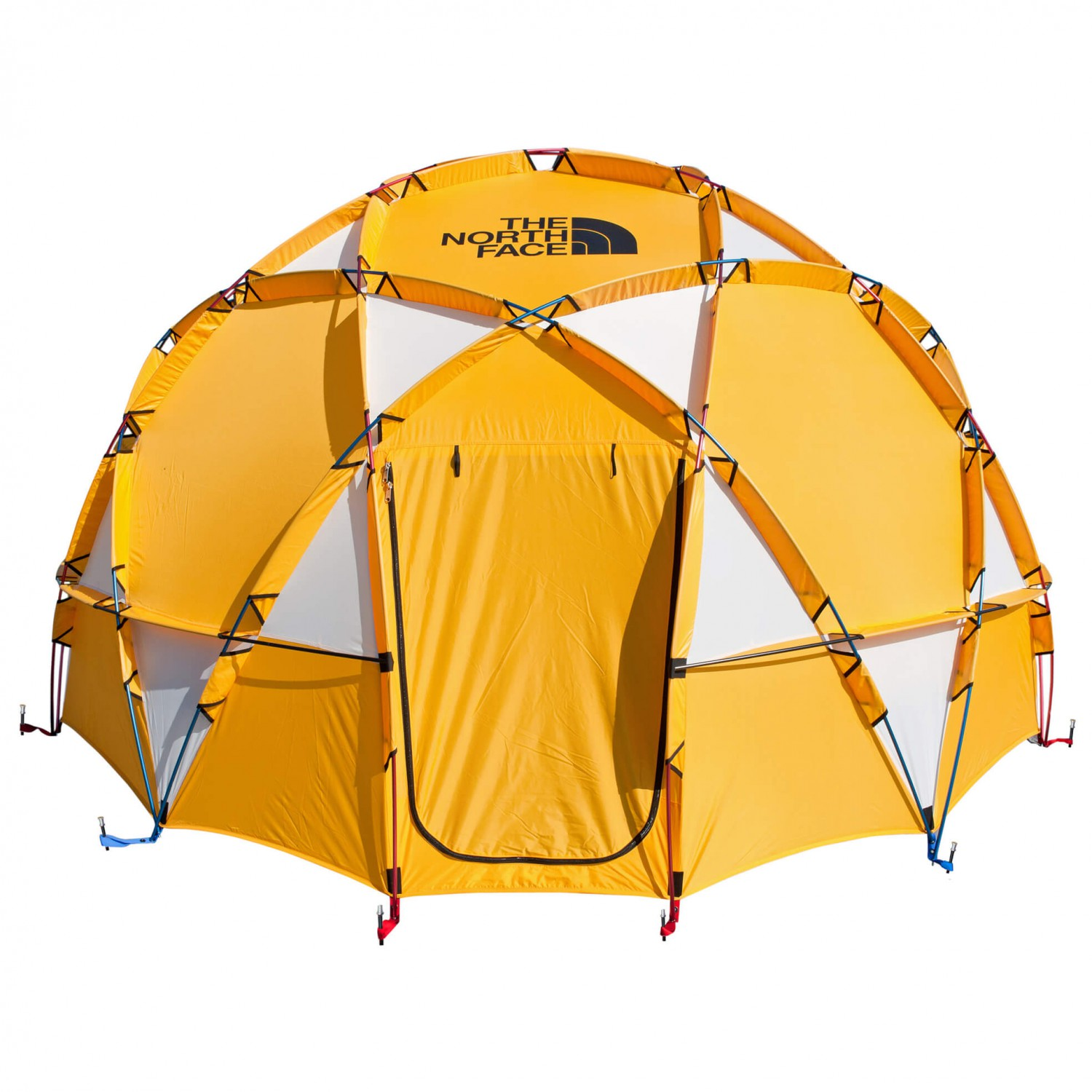 e9b75abc8 The North Face - 2-Meter Dome - Group tent - Gold / White / Black
