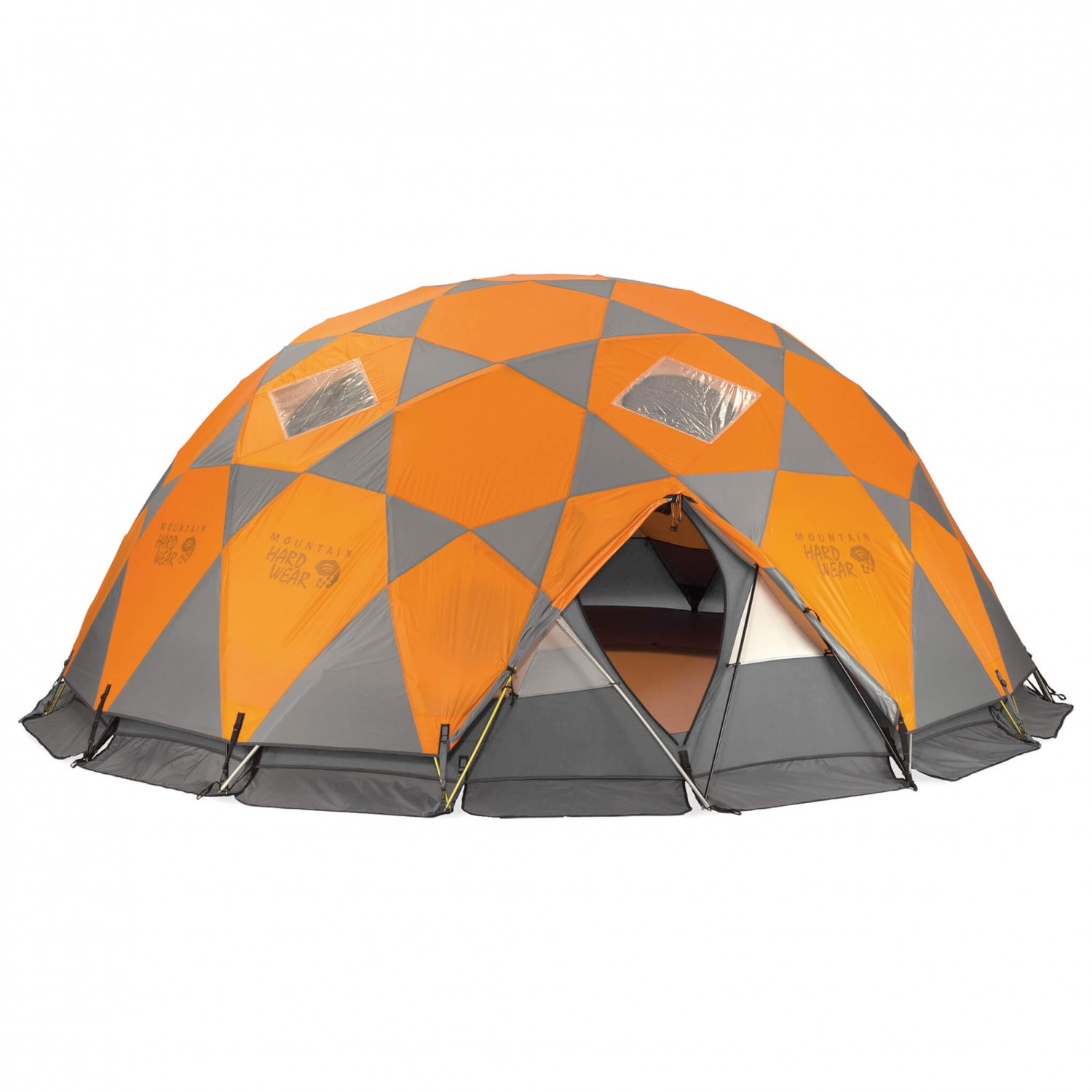 Mountain Hardwear Stronghold Expedition Tent Free Uk