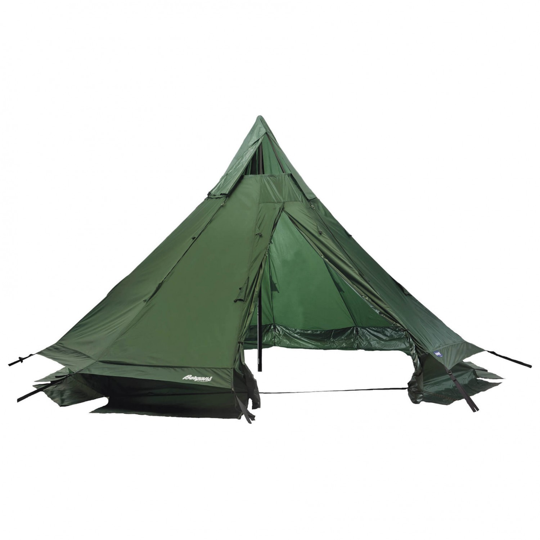 Bergans Lavvo 4 6 Group Tent | Buy online | Alpinetrek.co.uk