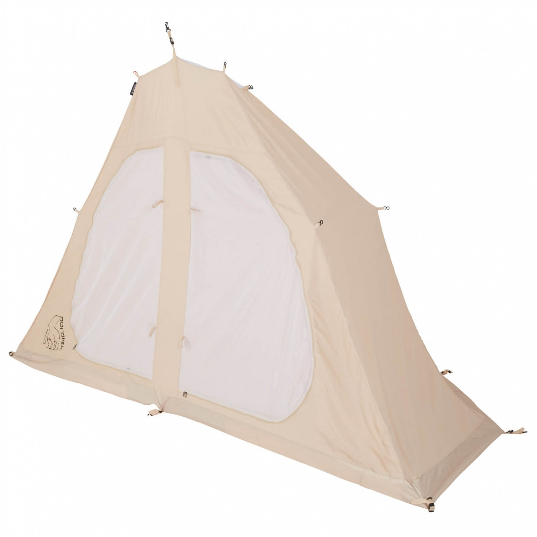 Nordisk Alfheim 12.6 Tente Tipi 4 5 6 groupes de personnes tente tente de camping tente Coton
