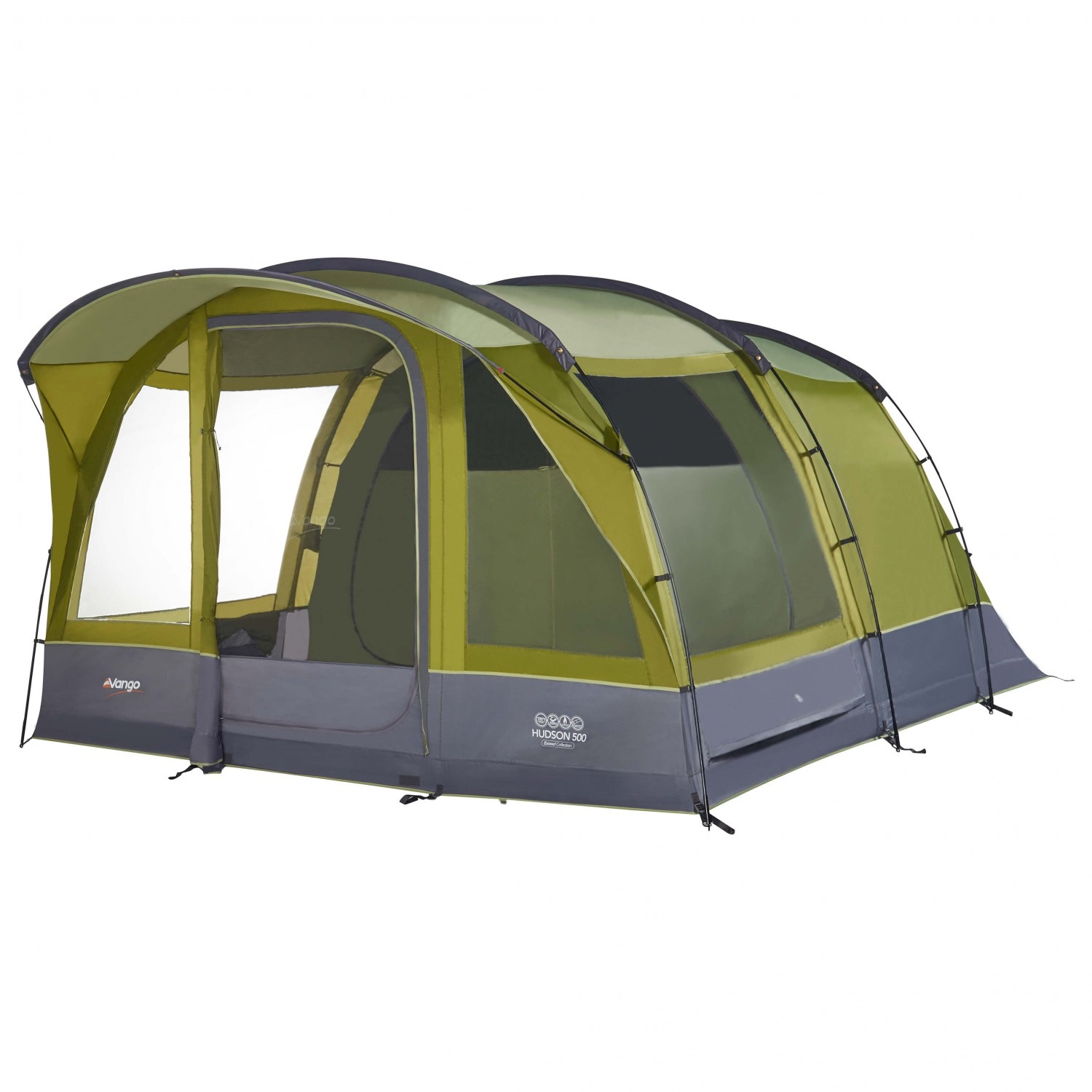 Vango - Hudson 500 - 4-8 man tent  sc 1 st  Alpinetrek & Vango Hudson 500 - 4-8 Man Tent | Free UK Delivery | Alpinetrek.co.uk