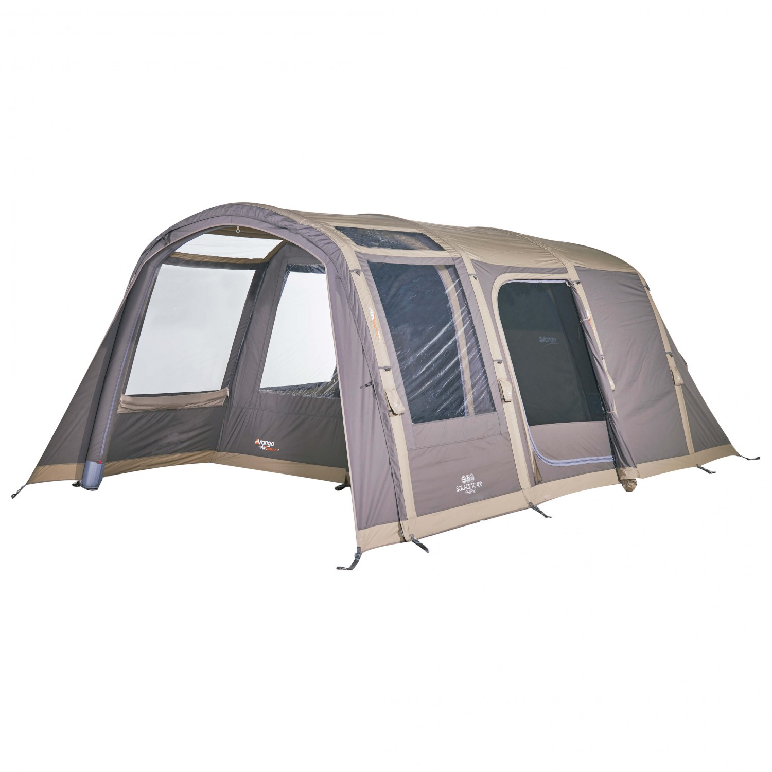 Vango - Solace TC 400 - 4-8 man tent  sc 1 st  Alpinetrek & Vango Solace TC 400 - 4-8 Man Tent | Free UK Delivery | Alpinetrek ...