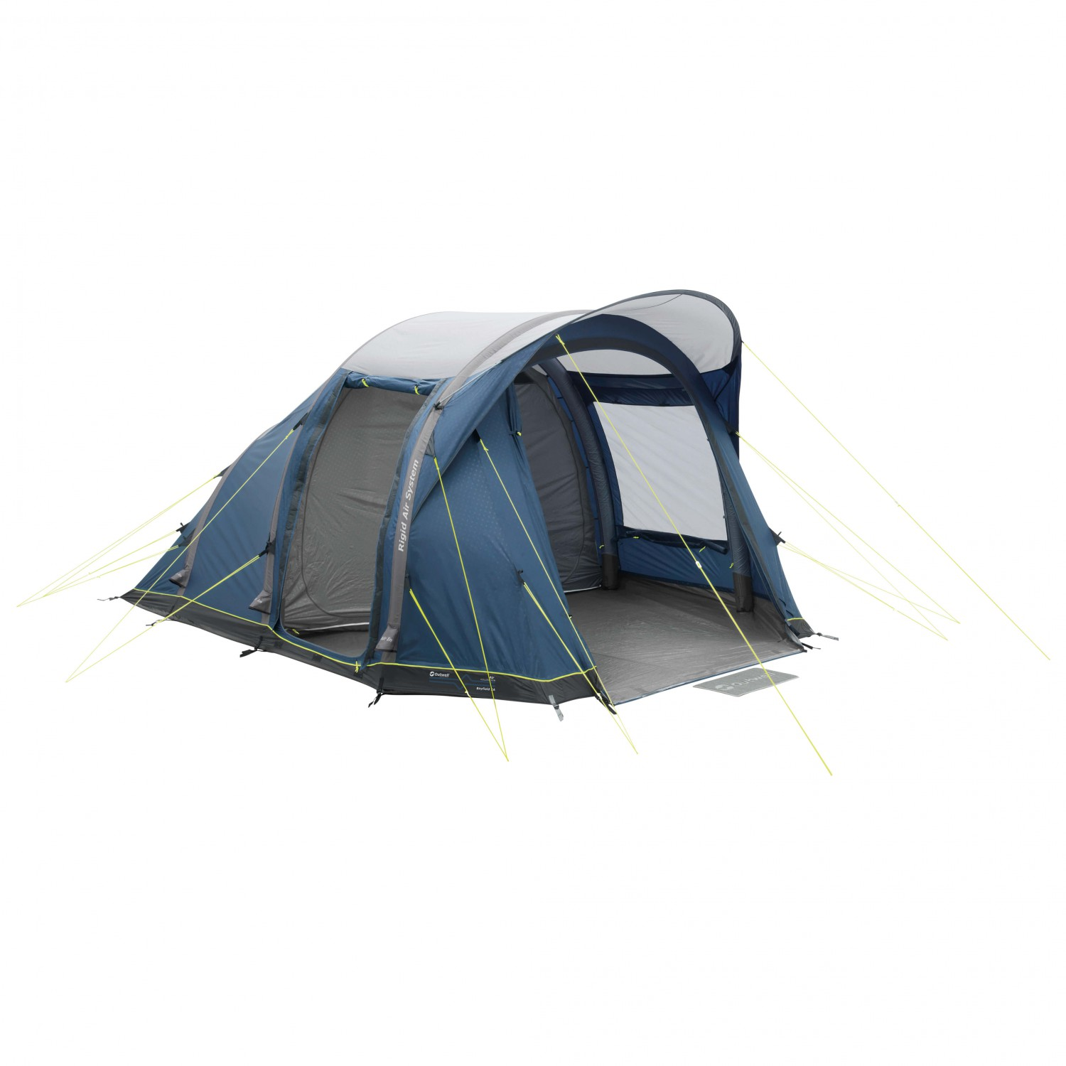 Outwell - Bayfield 5A - 4-8 man tent ...  sc 1 st  Alpinetrek & Outwell Bayfield 5A - 4-8 Man Tent | Free UK Delivery | Alpinetrek ...