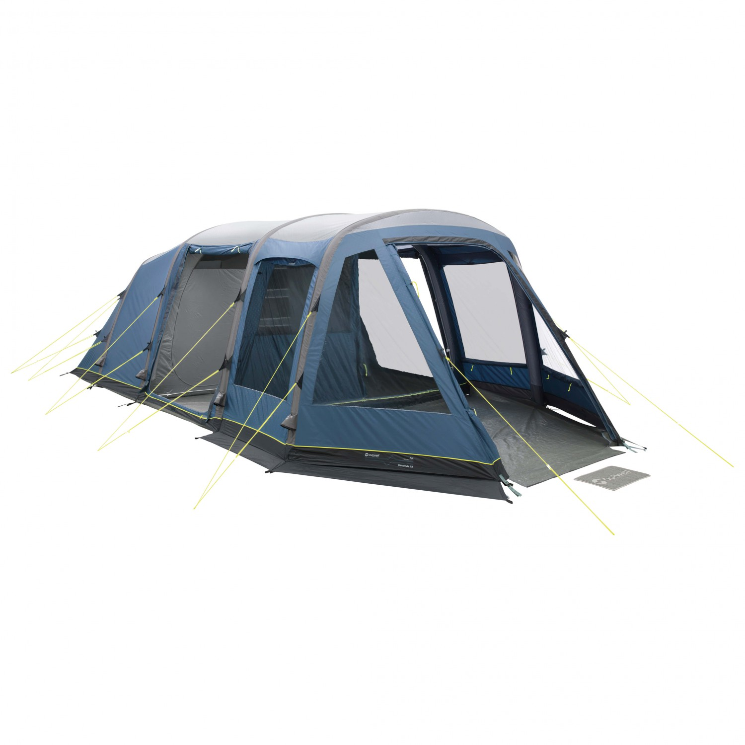 Outwell - Edmonds 5A - 4-8 man tent ...  sc 1 st  Alpinetrek & Outwell Edmonds 5A - 4-8 Man Tent | Free UK Delivery | Alpinetrek ...