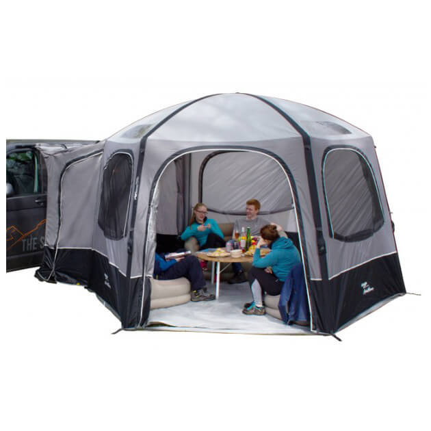 Vango Airhub Hexaway Low Motorhome Awning Free Uk Delivery