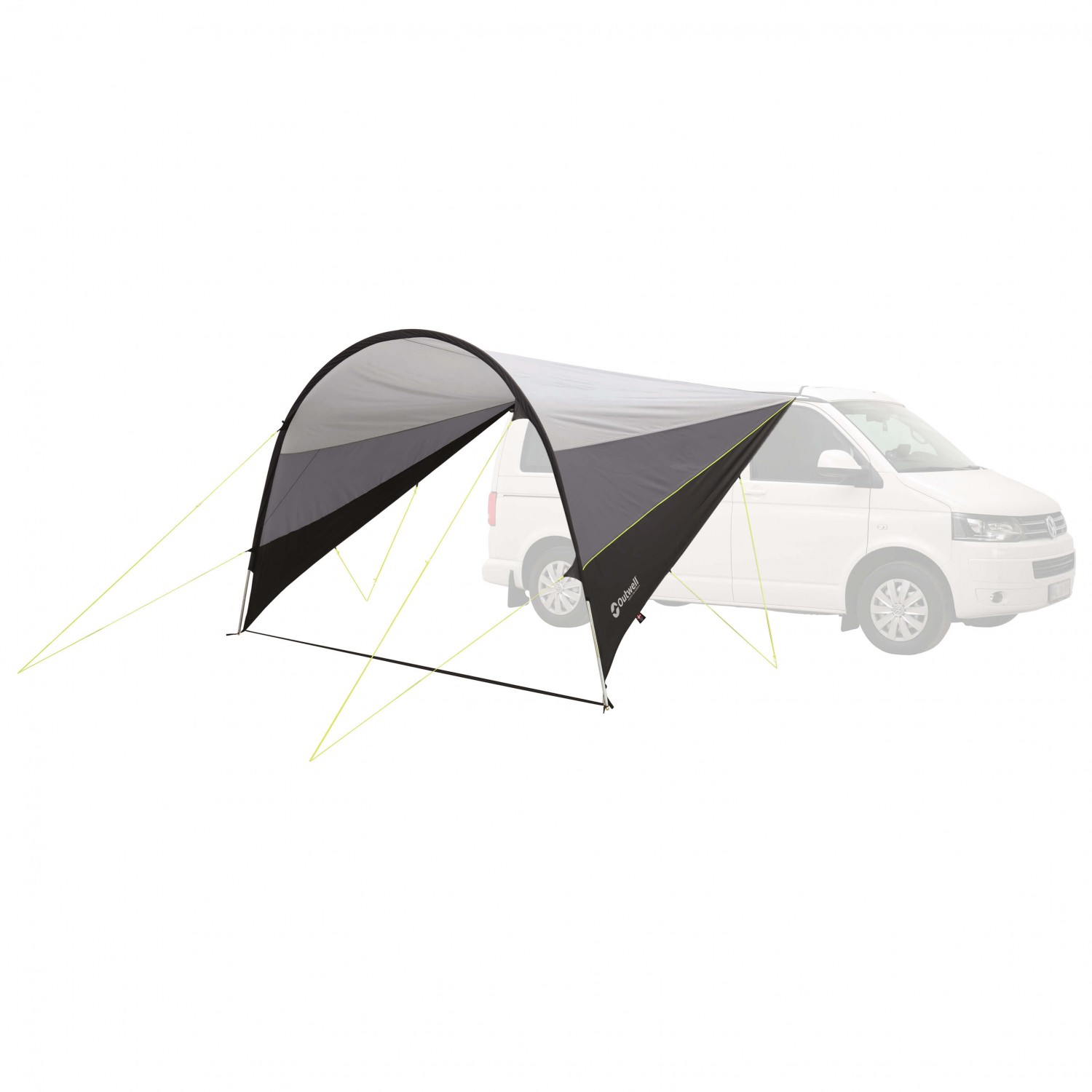 Outwell - Touring Canopy M - Motorhome awning ...  sc 1 st  Bergfreunde.eu & Outwell Touring Canopy M - Motorhome awning | Free EU Delivery ...