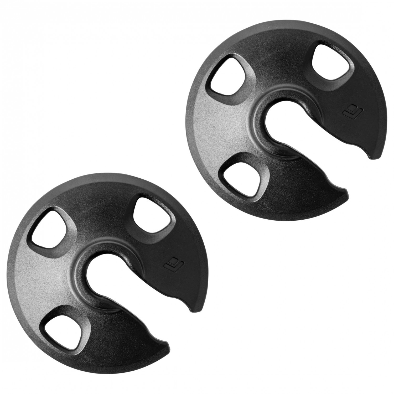 Z-Pole Snow Baskets Black Diamond Trekkingstock-Zubeh/ör