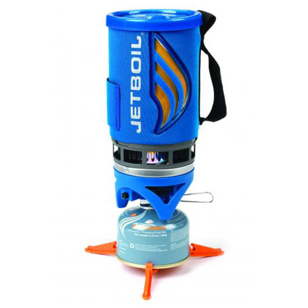how to use jetboil flash