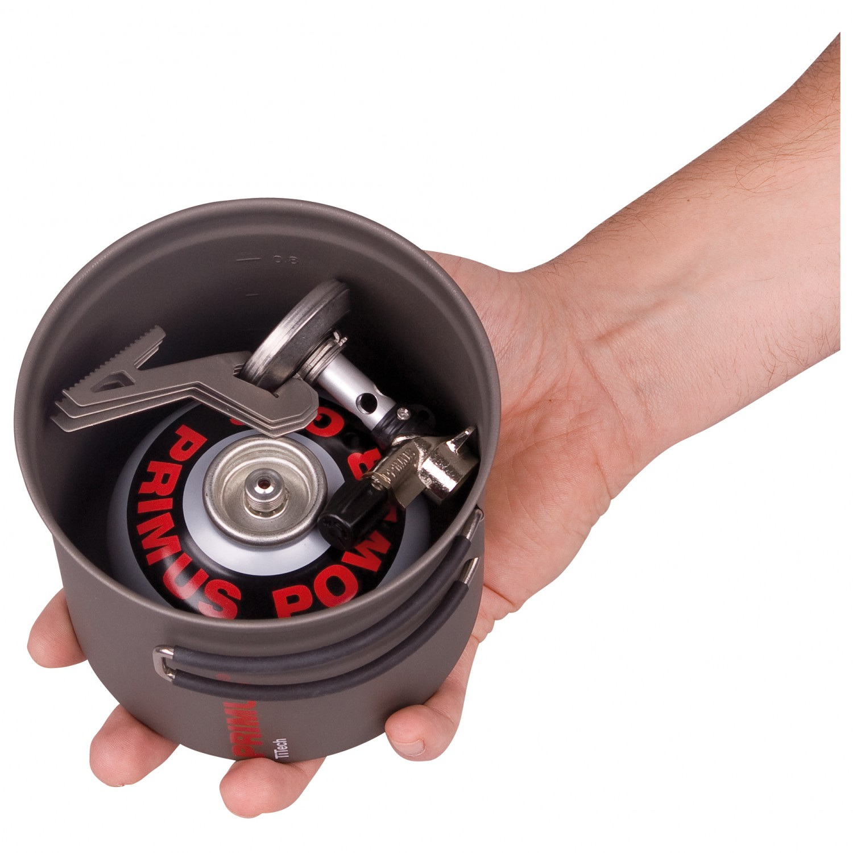 Primus Express Stove TI Kit - Gas Stove | Buy online | Alpinetrek co uk