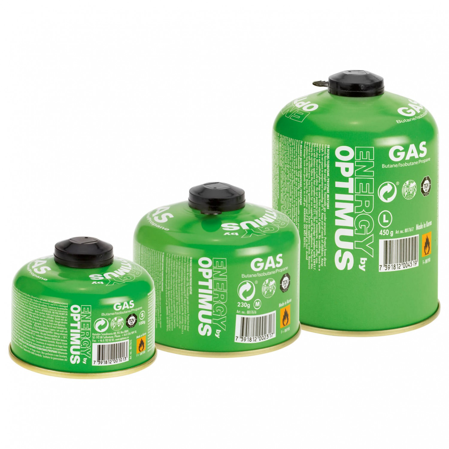 Optimus - Gas Canister (Butan/ Propan) - Gas canister