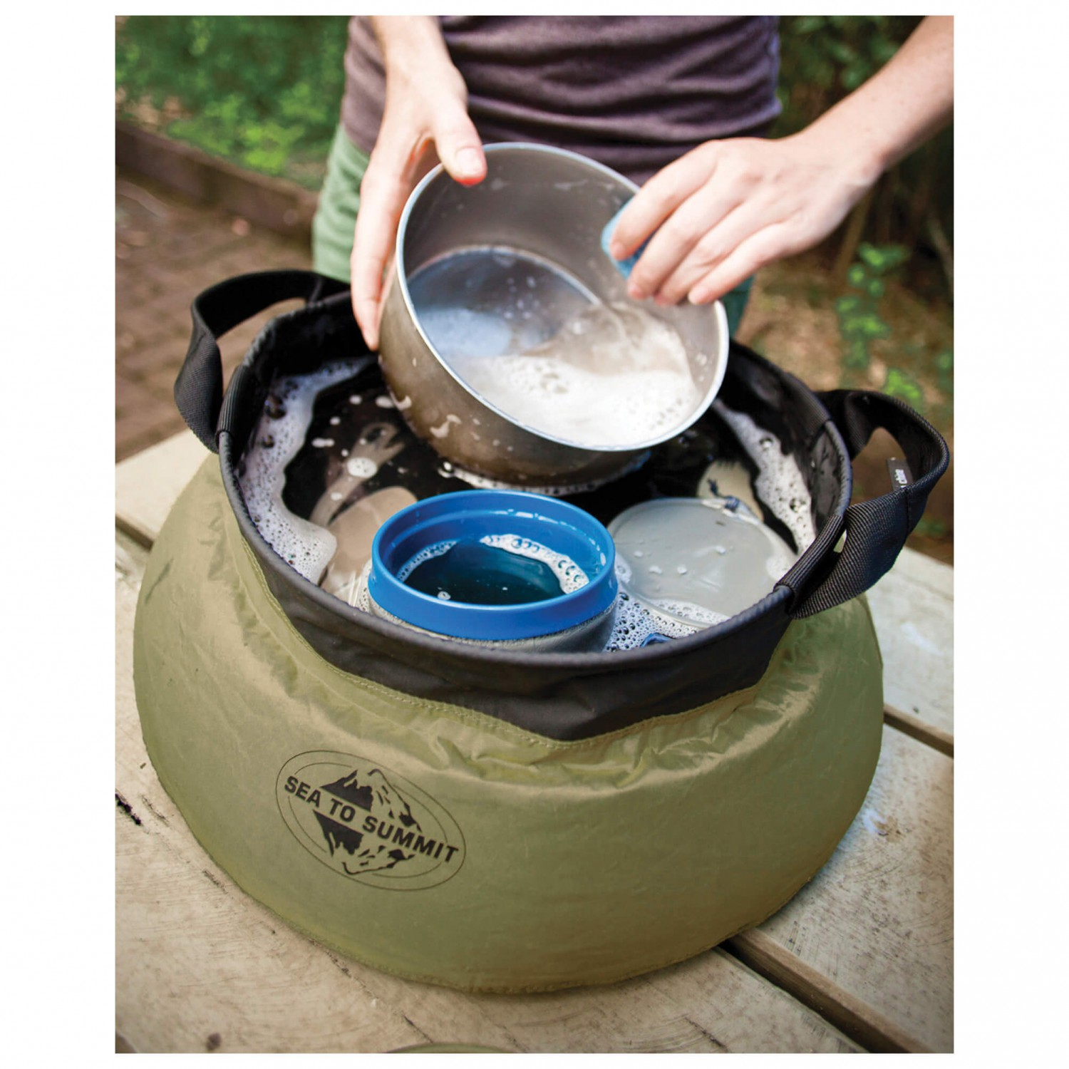 Sea to Summit Kitchen Sinks - Collapsible Washing Up Bowl | Buy ...