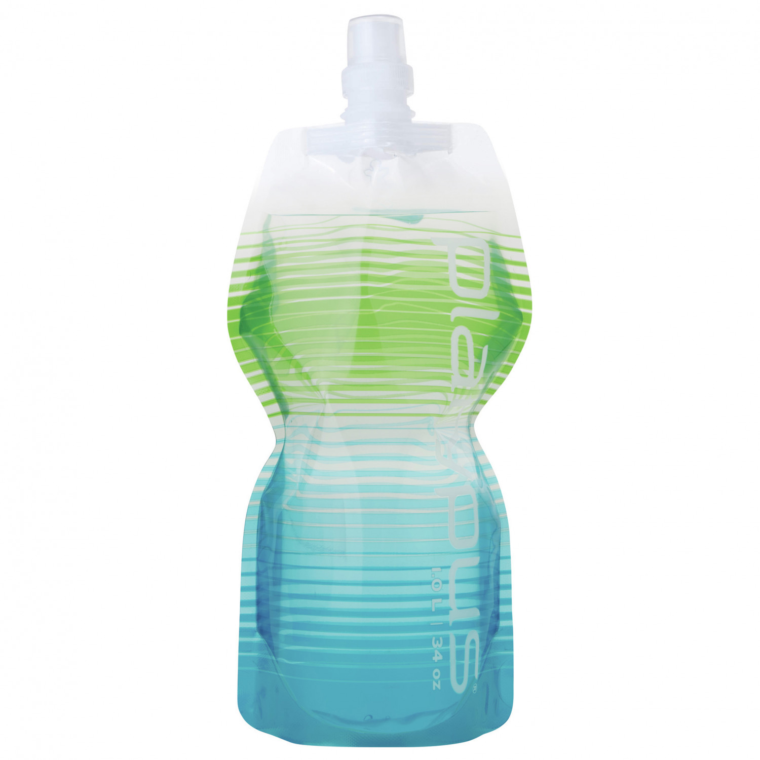Platypus Softbottle With Push Pull Cap Water Bottle