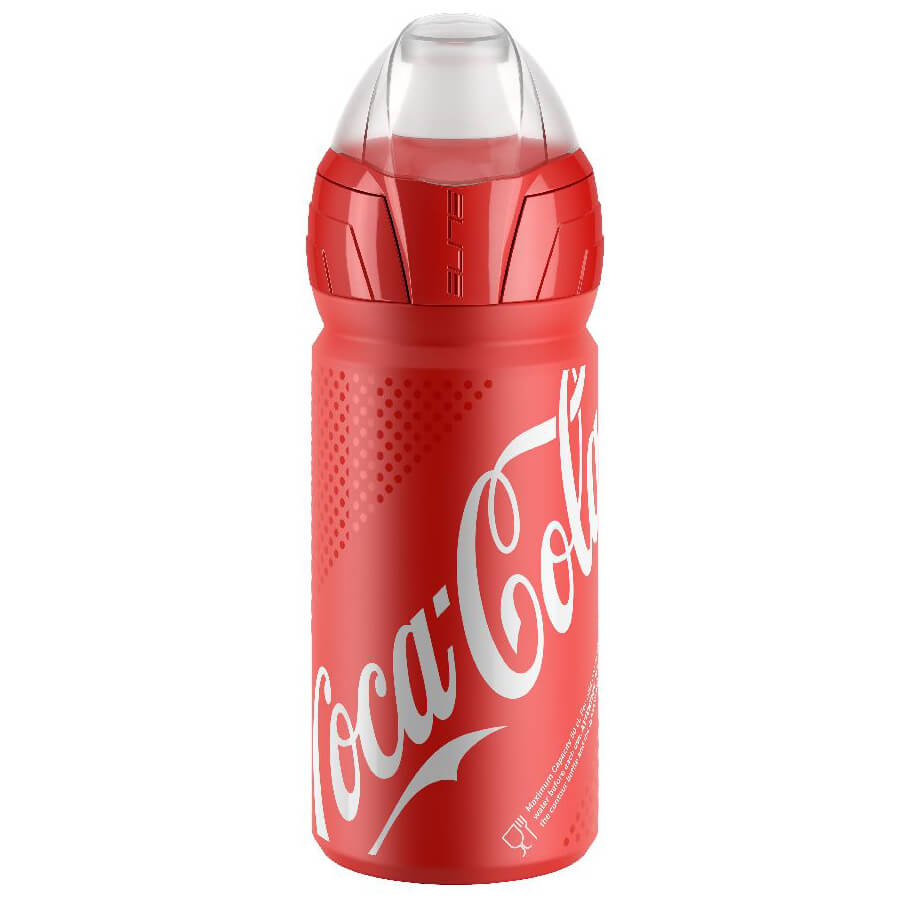 elite flasche ombra coca cola fahrrad trinkflasche online kaufen. Black Bedroom Furniture Sets. Home Design Ideas