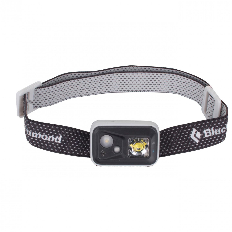 Black Diamond SPOT Stirnlampe 300 Lumen neues Modell 2019 IPX8 wasserdicht black
