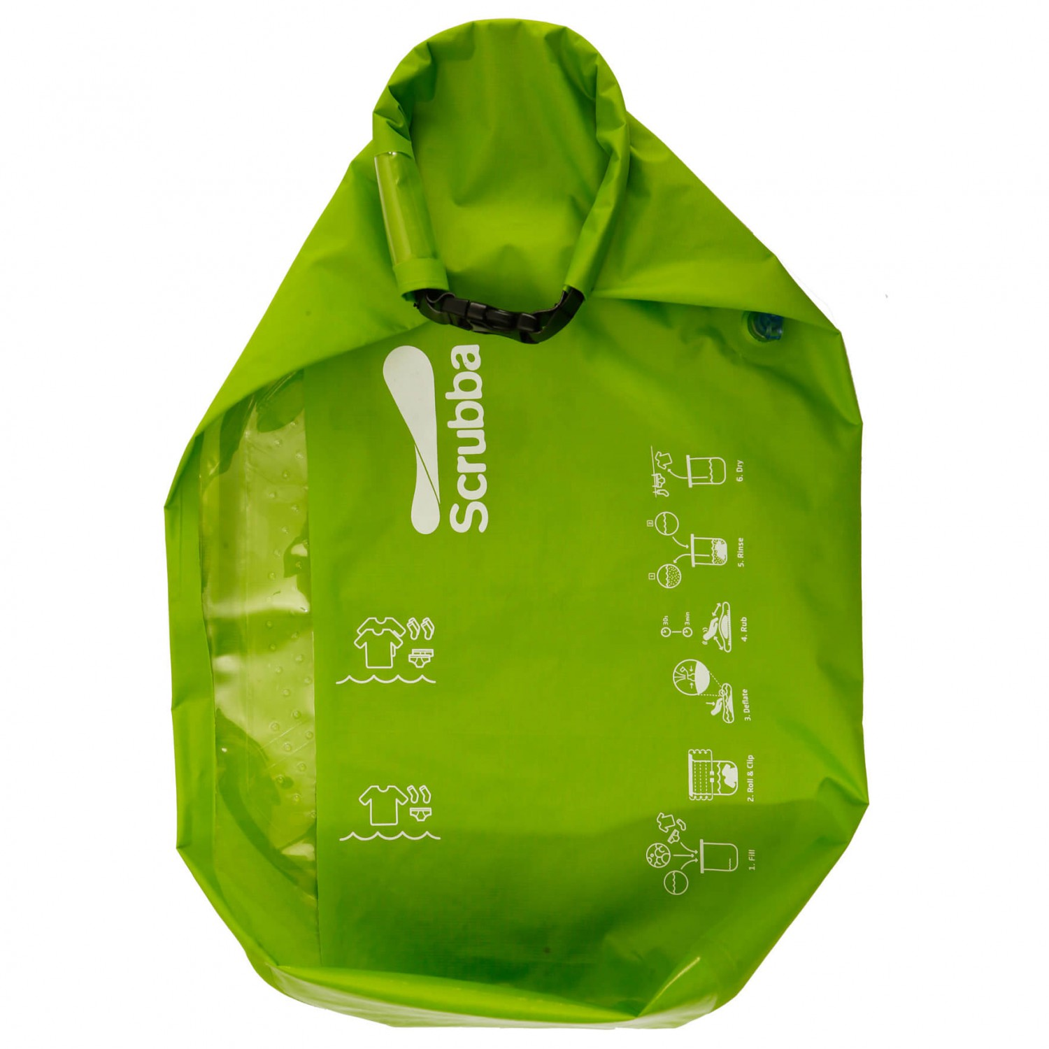 Scrubba Wash Bag Toiletries