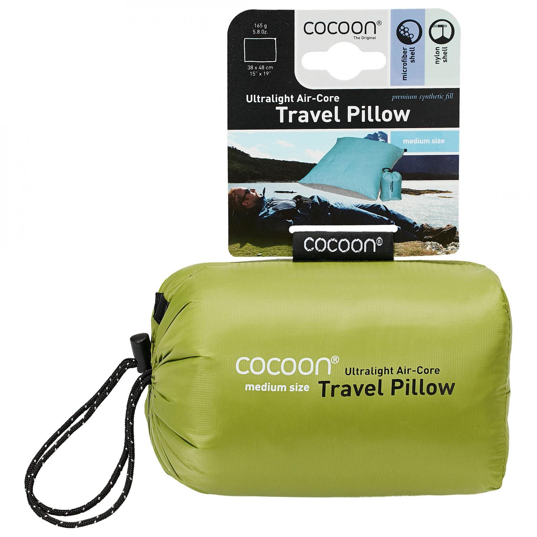 Cocoon air core pillow ultralight kissen online kaufen for Cocoon kussen