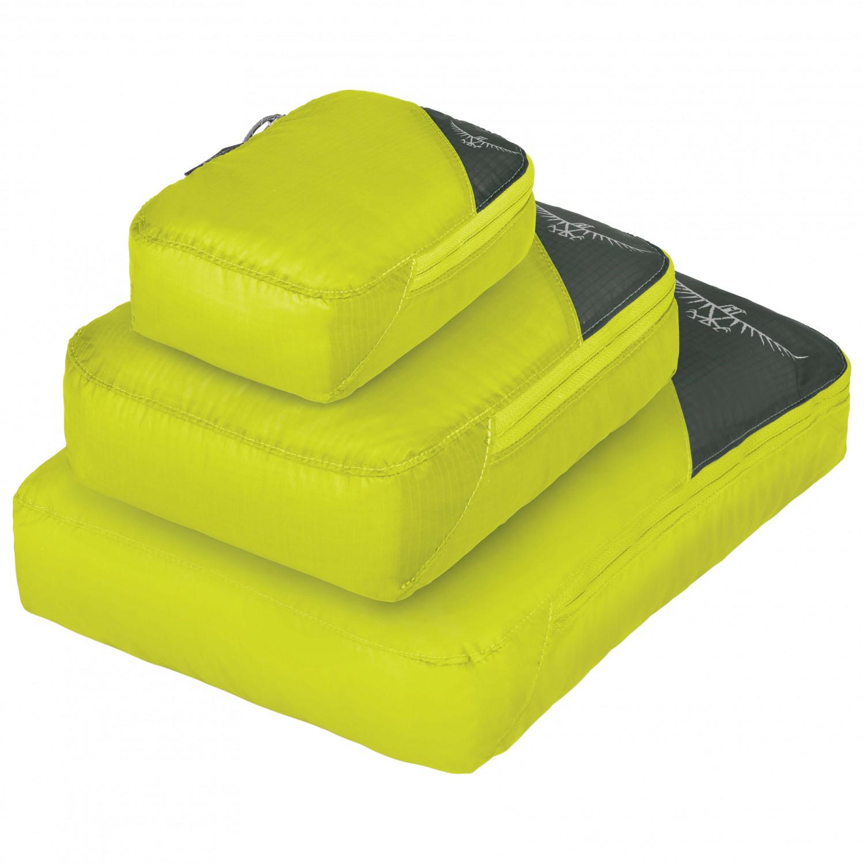 osprey ultralight packing cube set stuff sack buy. Black Bedroom Furniture Sets. Home Design Ideas