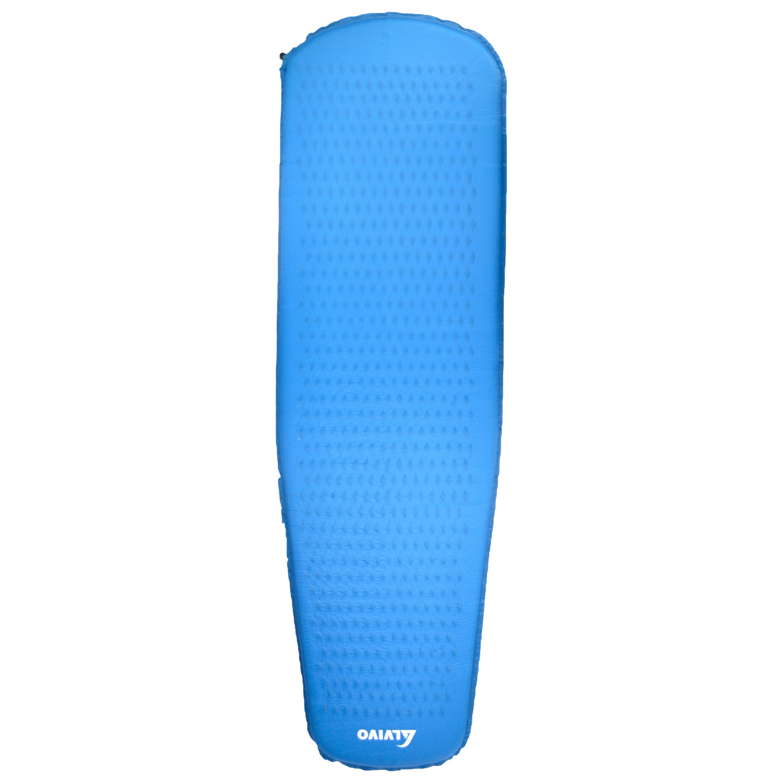 Alvivo Matte Sleep Komfort 7,5 Isomatte blau