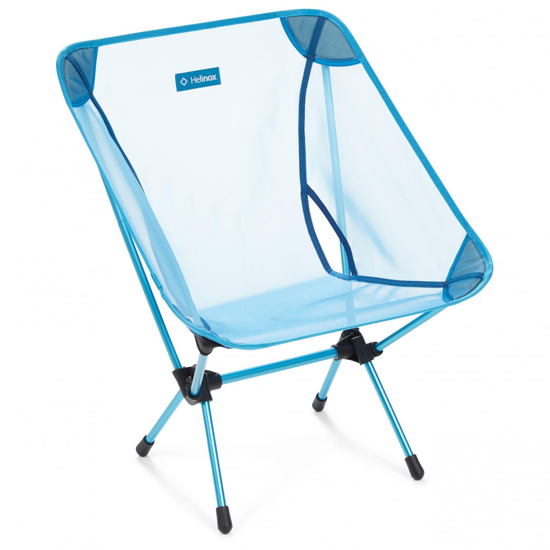 Helinox Chair One Mesh Chaise de camping Blue Mesh | 52 x 50 x 66 cm