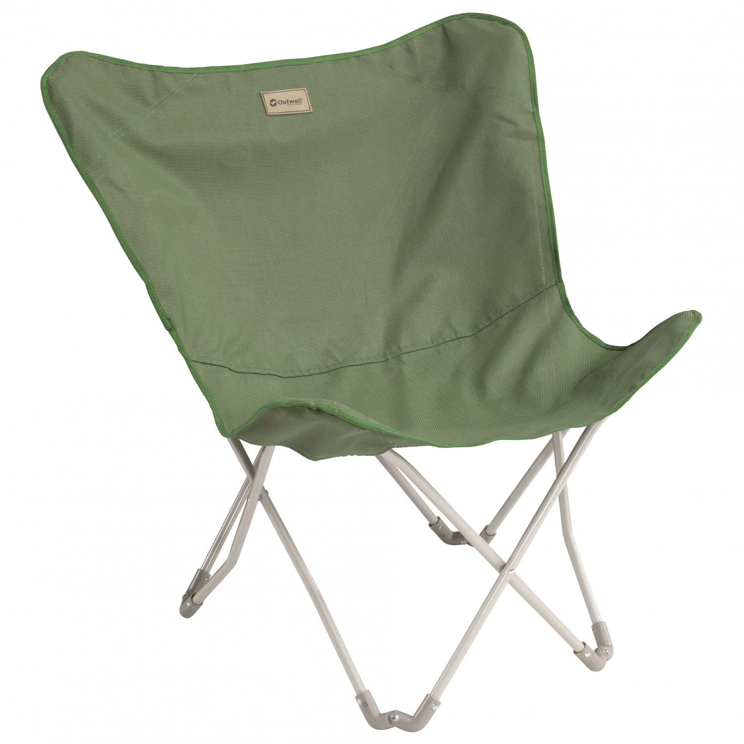 Outwell Sandsend Camping Chair Green Vineyard One Size