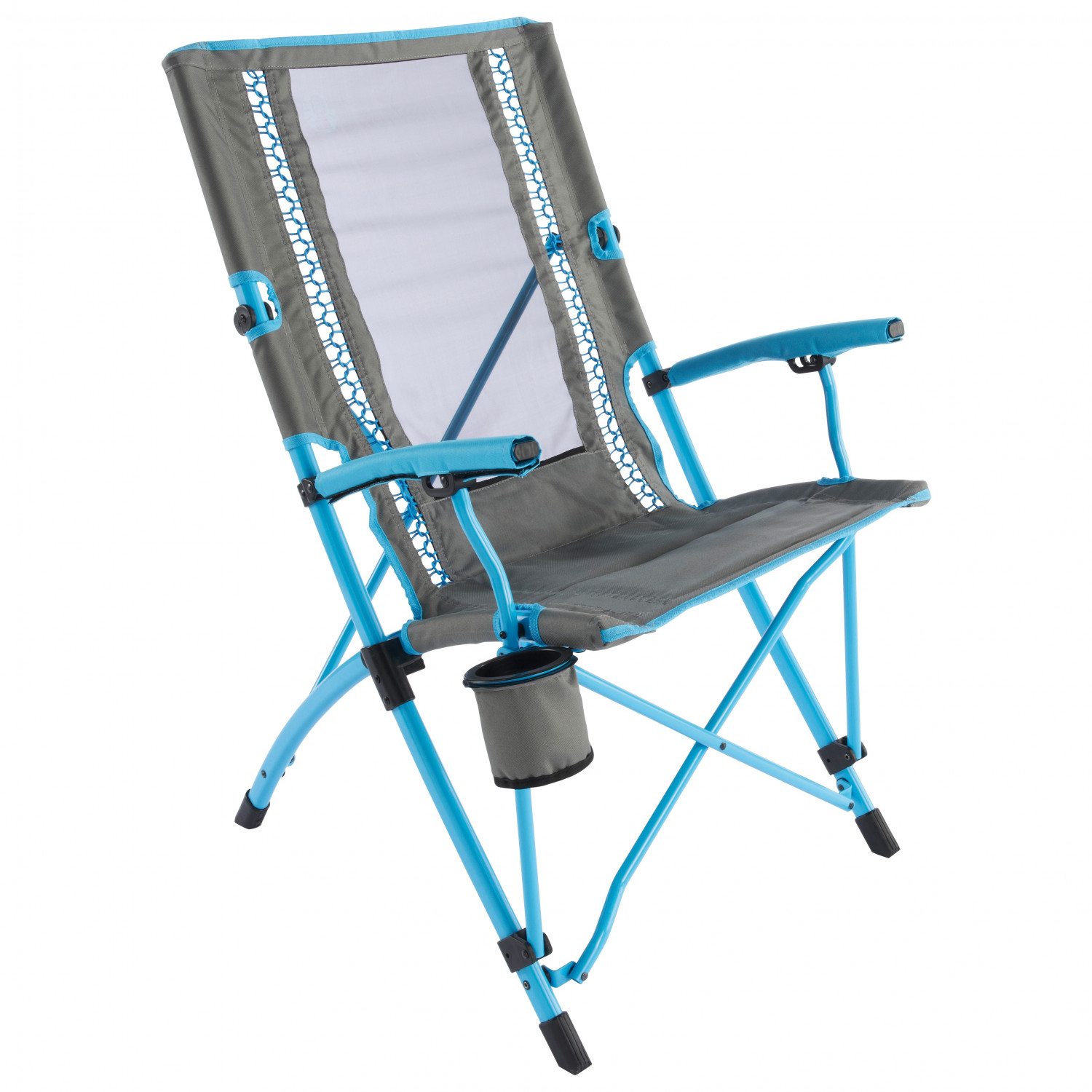 Coleman Bungee Chair Campingstuhl lime