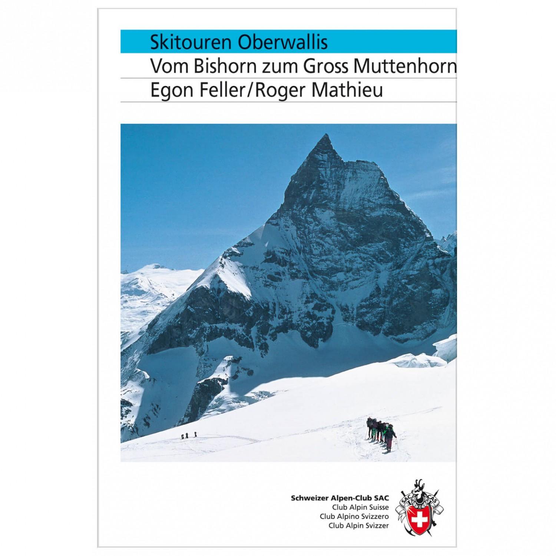 SAC-Verlag Skitouren Oberwallis