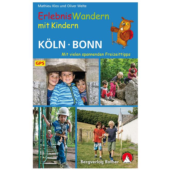 Rother Köln bergverlag rother köln - bonn, erlebniswandern mit kindern online