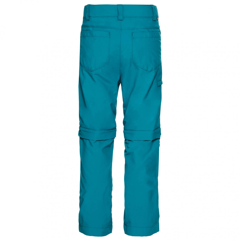 timeless design beaf2 dc4ad Vaude - Kid's Detective ZO Pants II - Trekkinghose - Atoll | 158/164 (EU)