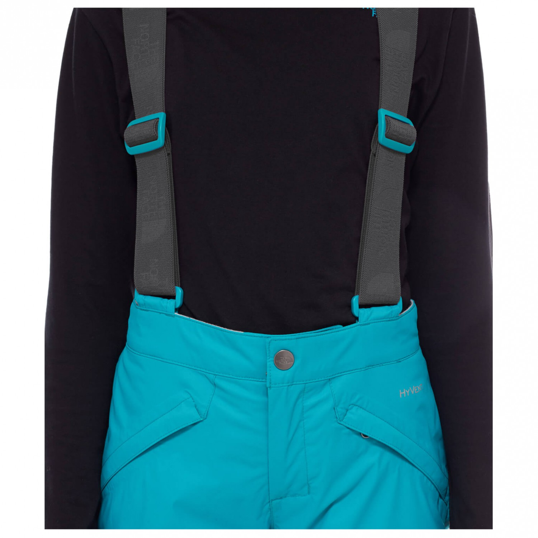 north face ski pants suspenders