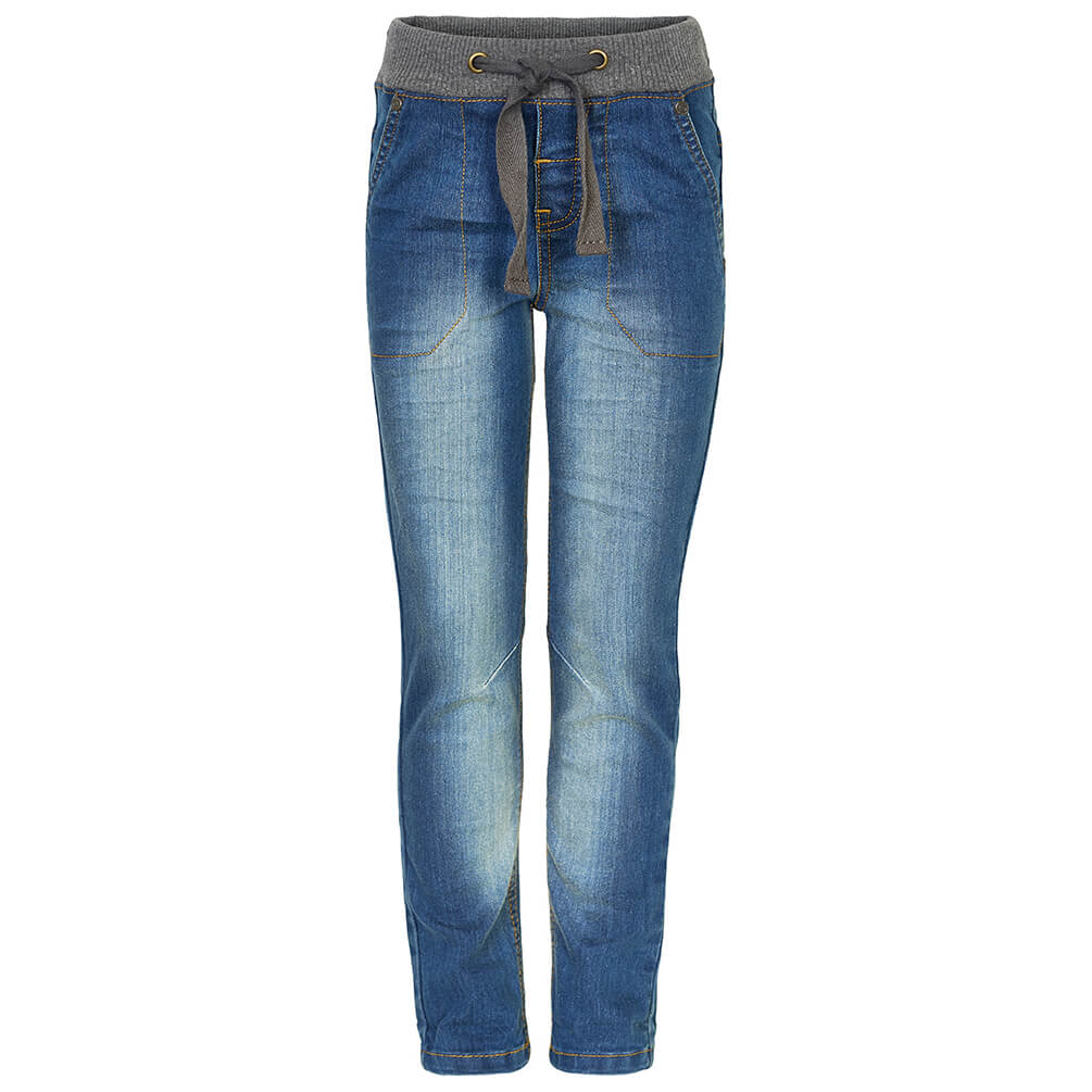 Minymo Kid's Basic 88 Mag jeans loose Jeans Denim | 110 (EU)