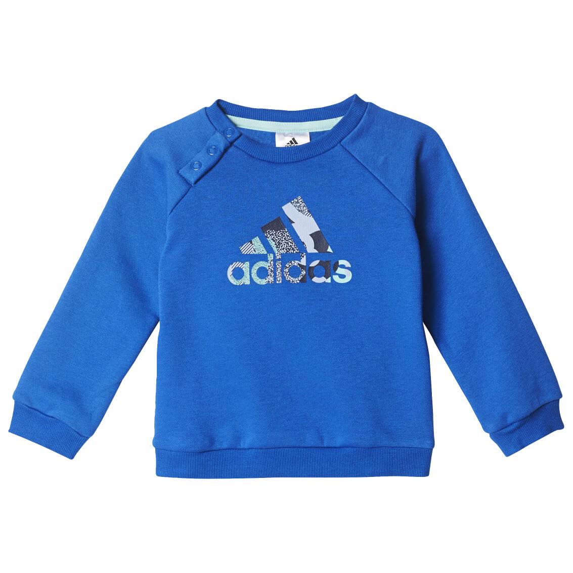 Adidas Sports Logo Jogger Trainingsanzug Trainingshose
