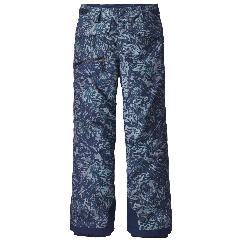 de89ebba084 Patagonia - Girls  Snowbelle Pants - Pantalon de ski ...