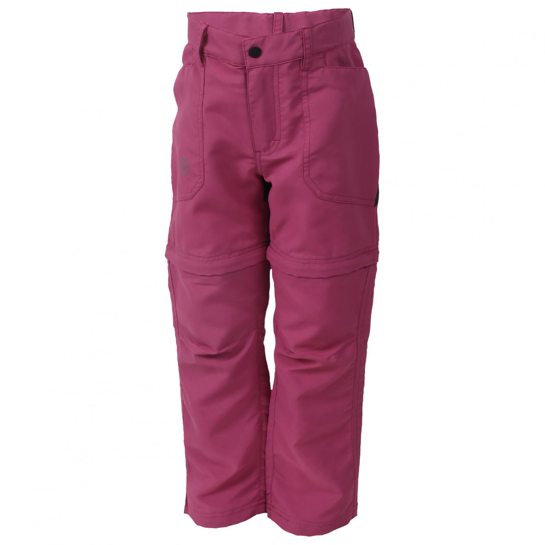 Color Kids Kid's Tiggo Zip Off Pants Trekkinghose Malaga Rose | 92 (EU)