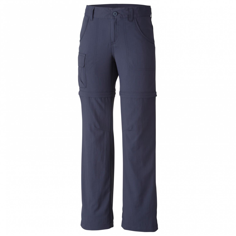 Silver Pant Convertible Short Iii Columbia De Pantalon Ridge 4nSIz4Pxd