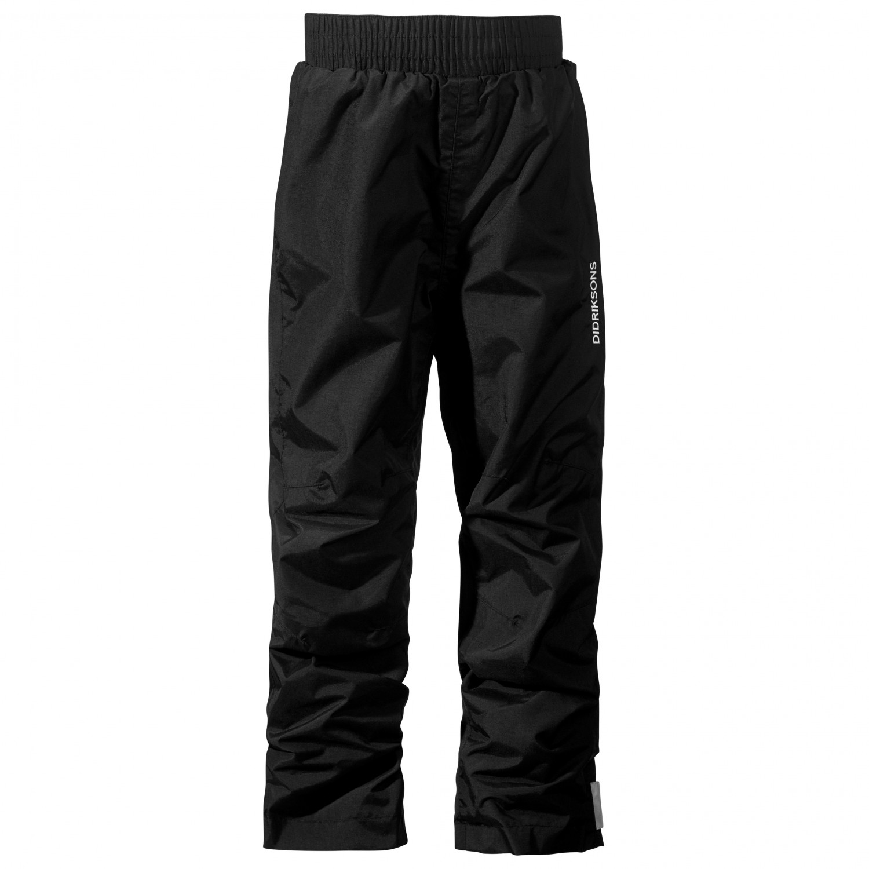 Didriksons - Kid's Nobi Pants - Regnbukse - Fuchsia | 90 (EU)