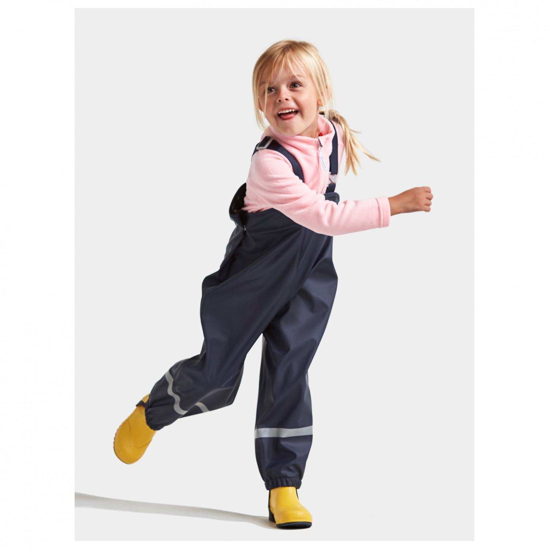 Didriksons Regenhose Wanderhosen Plaskeman Kid/'s Pants 2  winddicht wasserdicht