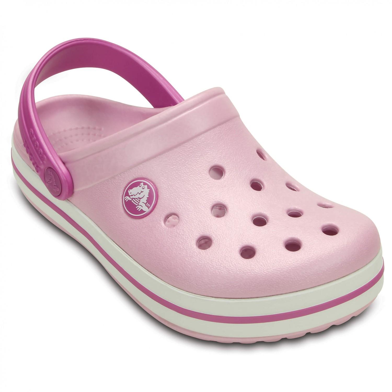 quality design f5c44 fb492 Crocs - Kids Crocband - Sandalen - Ballerina Pink / Wild Orchid | C4 / C5  (US)