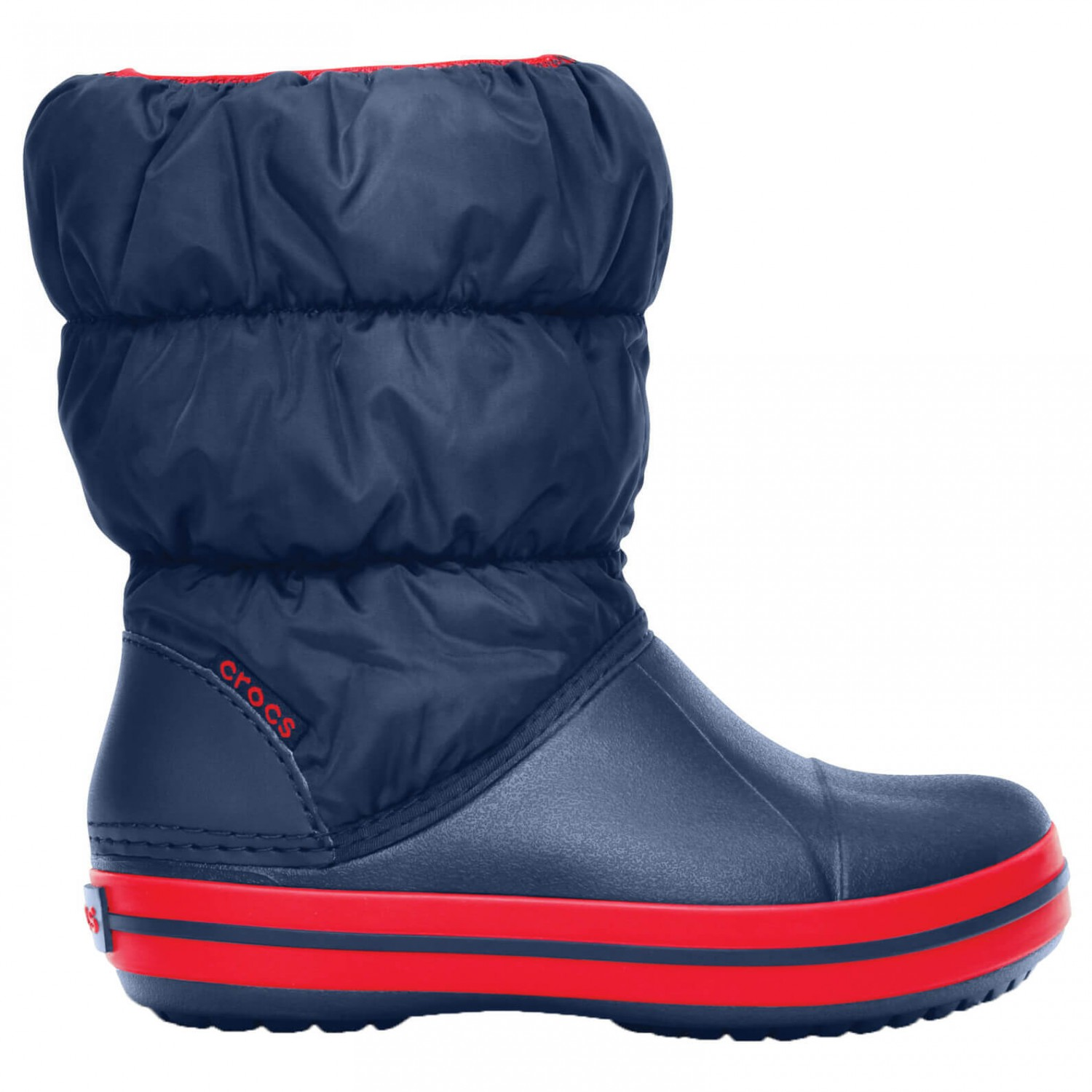 ab203bf9a120e ... Crocs - Winter Puff Boot Kids - Winter boots ...
