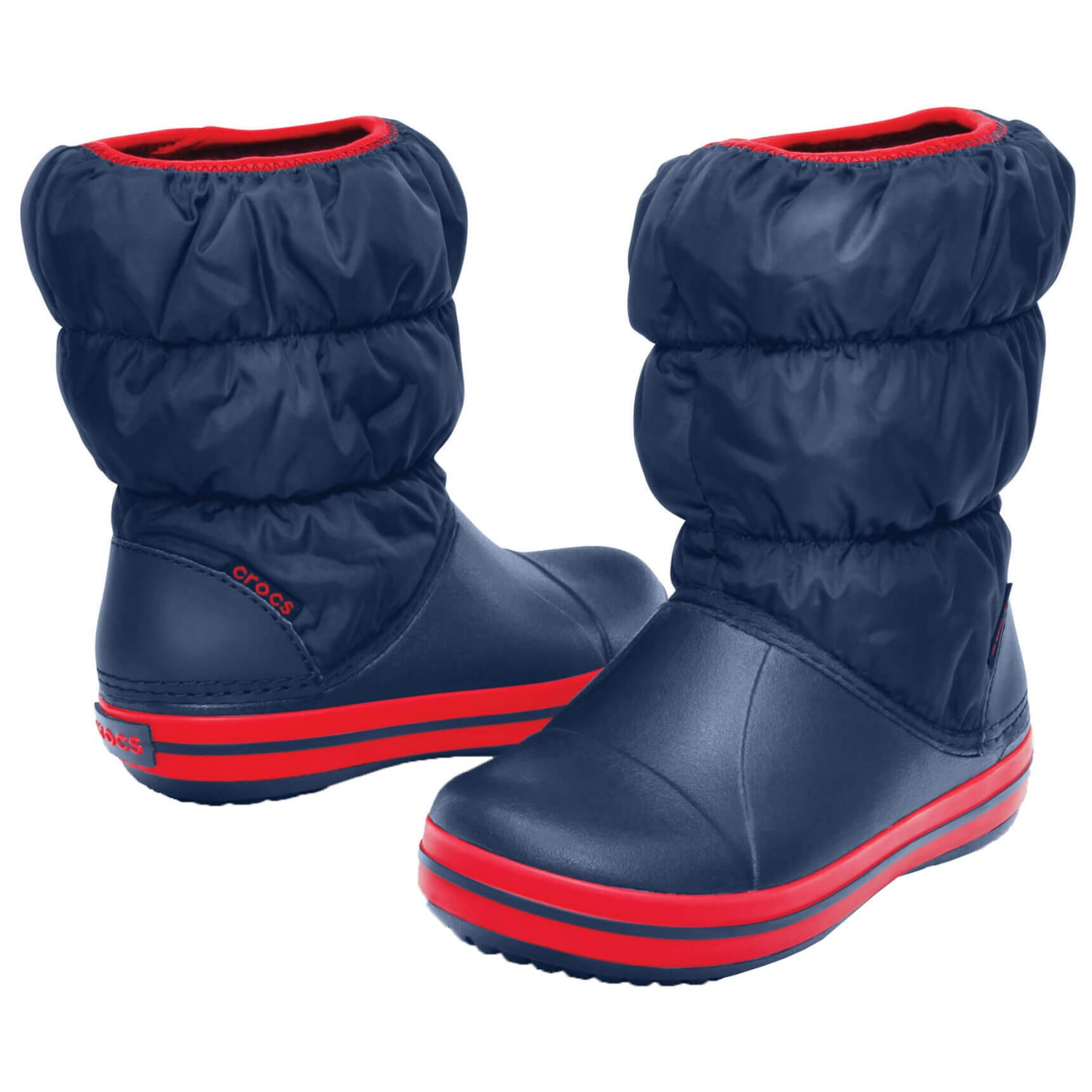 new concept 7214c fab43 Crocs - Winter Puff Boot Kids - Winter boots - Candy Pink | C10 (US)