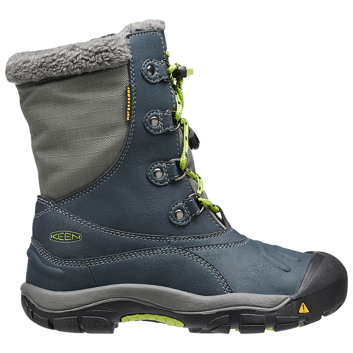 Keen Basin Wp Winter Boots Kids Buy Online
