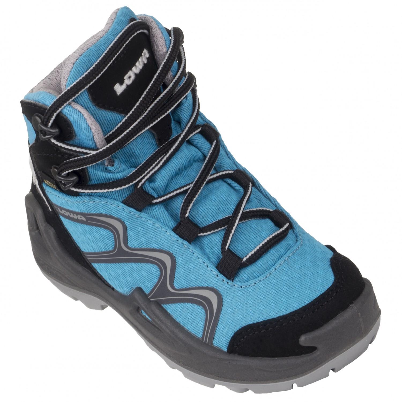 Lowa - Innox GTX Mid Junior - Chaussures de randonnée taille 31, bleu